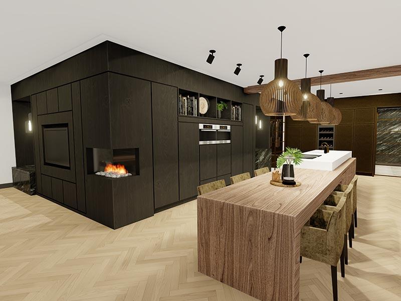 Hemels Wonen design 2d 3d