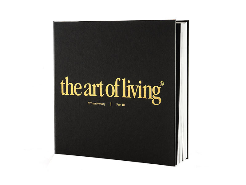 The art of living 20th anniversary