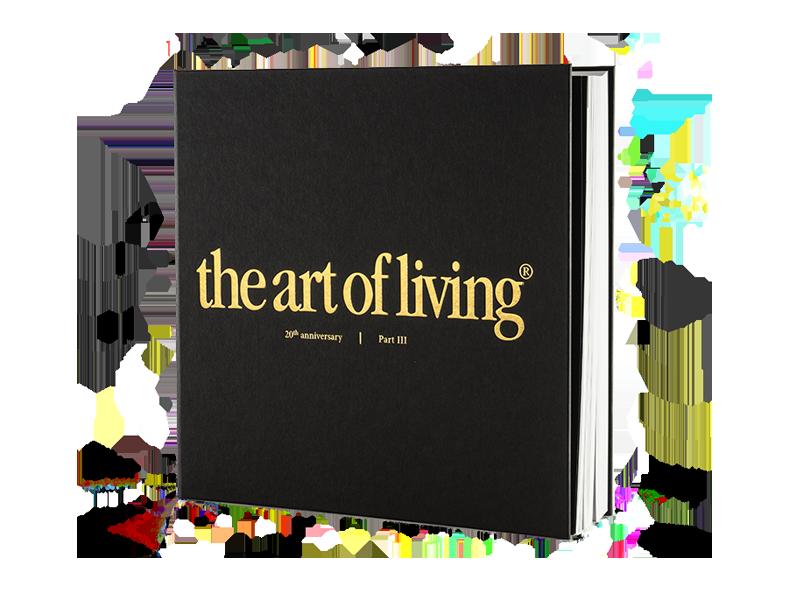 The art of living 20th anniversary