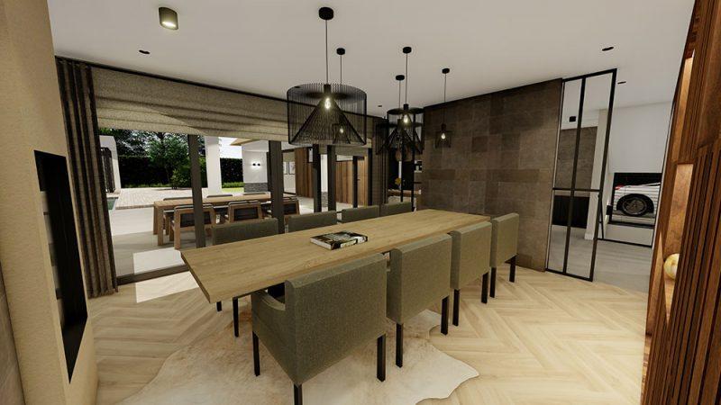 Nieuwbouw villa